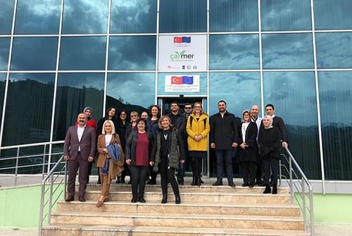 Trabzon Ticaret Odası, Teaway (Çayyolu) Projesi tanıtım etkinliği
