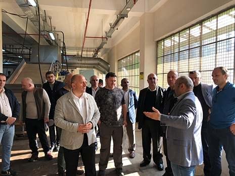 Çayeli Belediyesince düzenlenen Turizm Çalıştayı eşliğinde tesisimizi ziyarette bulunuldu.